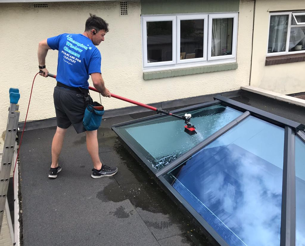 Window Cleaning Services In Havering Champion Window